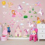 Vinilos decorativos de unicornios