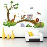 Vinilos decorativos para baños infantiles