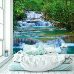 Vinilos decorativos de pared paisajes