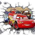 Vinilos decorativos infantiles de coches